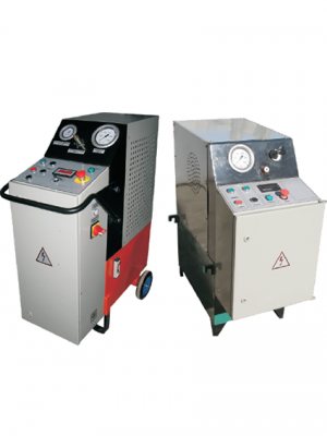 SPECIAL HYDRAULIC CENTERS